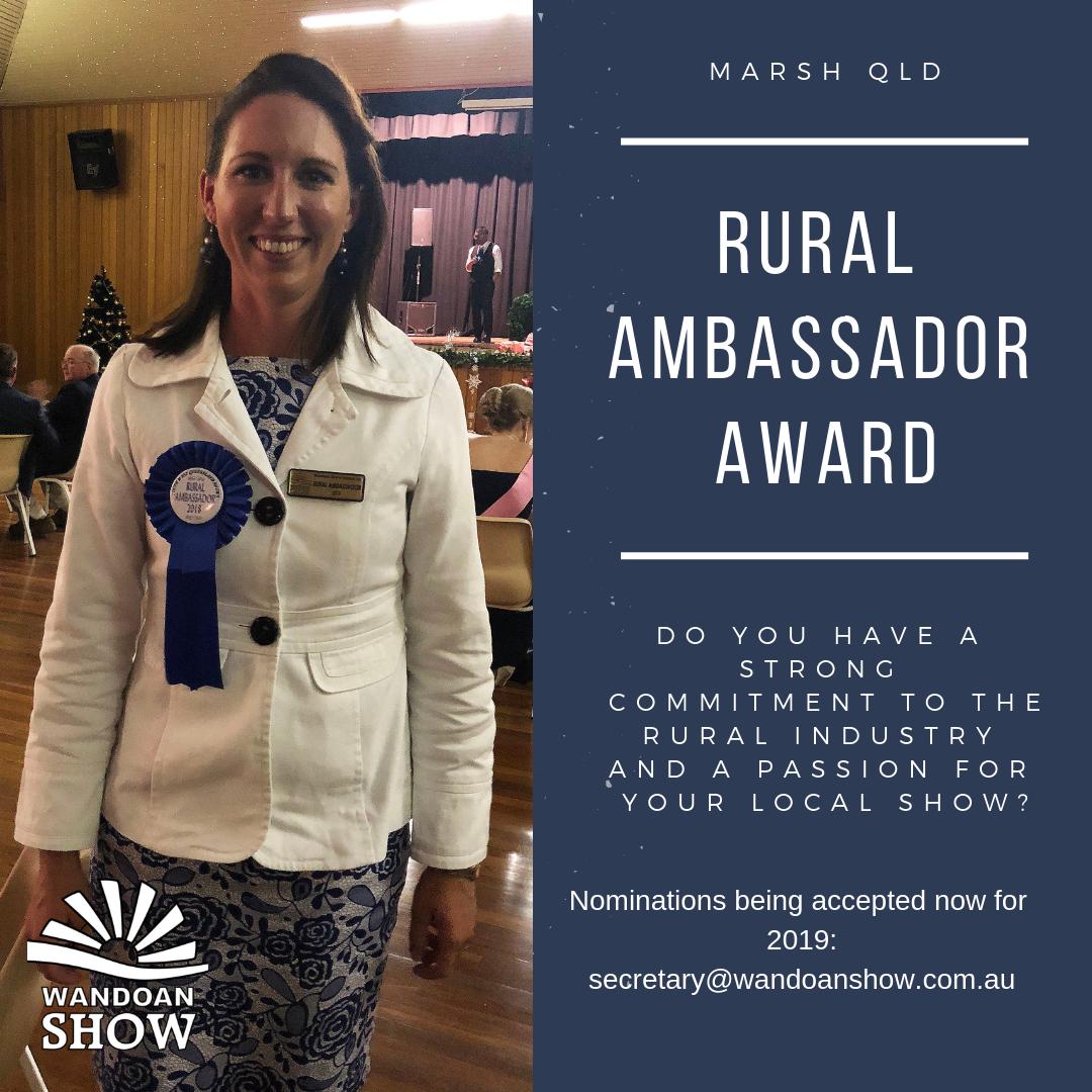 Rural Ambassador
