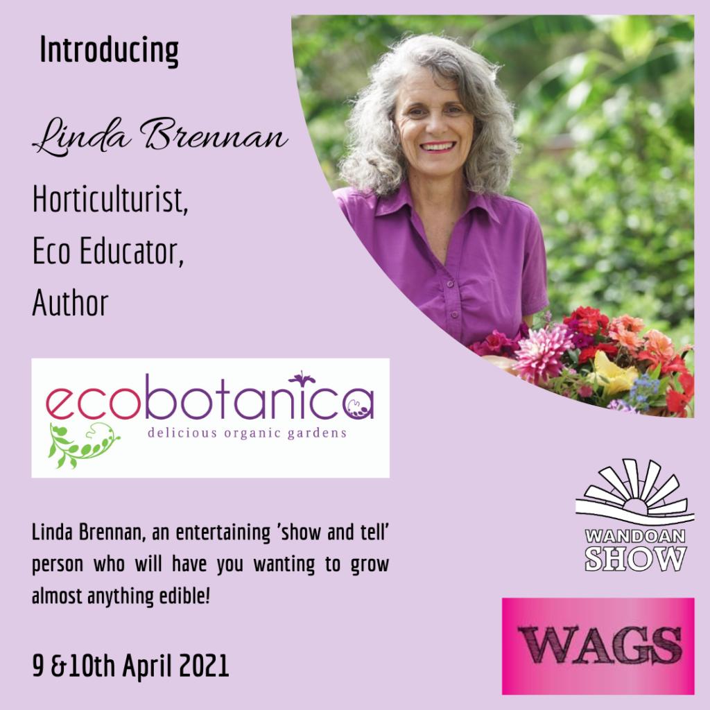 Linda Brennan Horticulturist, Eco Educator, Author insta (1)